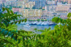 Anreise nach Monaco