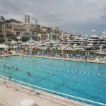 Freibad in Monaco